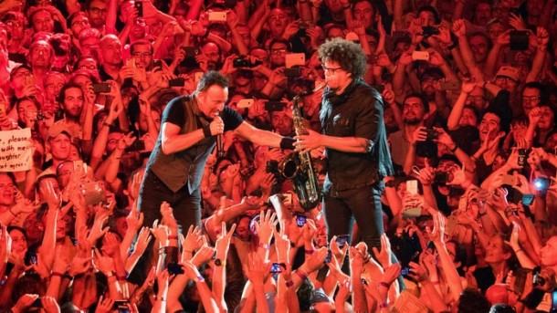 Jake Clemons of Bruce Springsteen's E Street Band will perform in May at Abbey Road on the River.