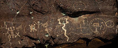 Petroglyph 490