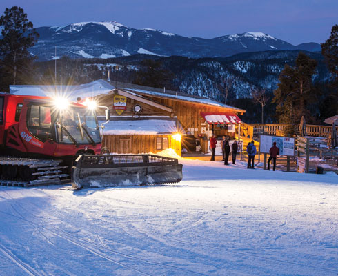 Red River Ski Tip Lodge