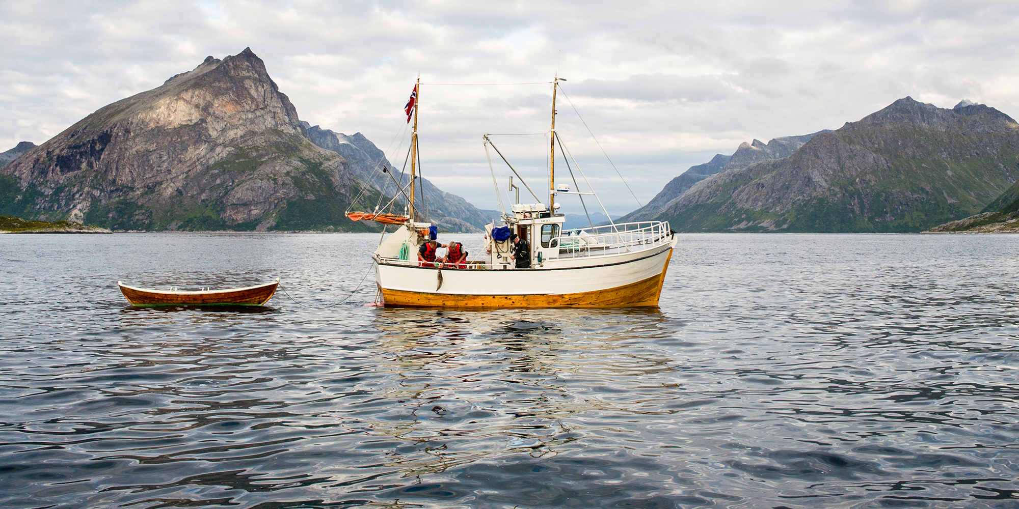 Sea fishing official travel guide to norway for Fishing in norway