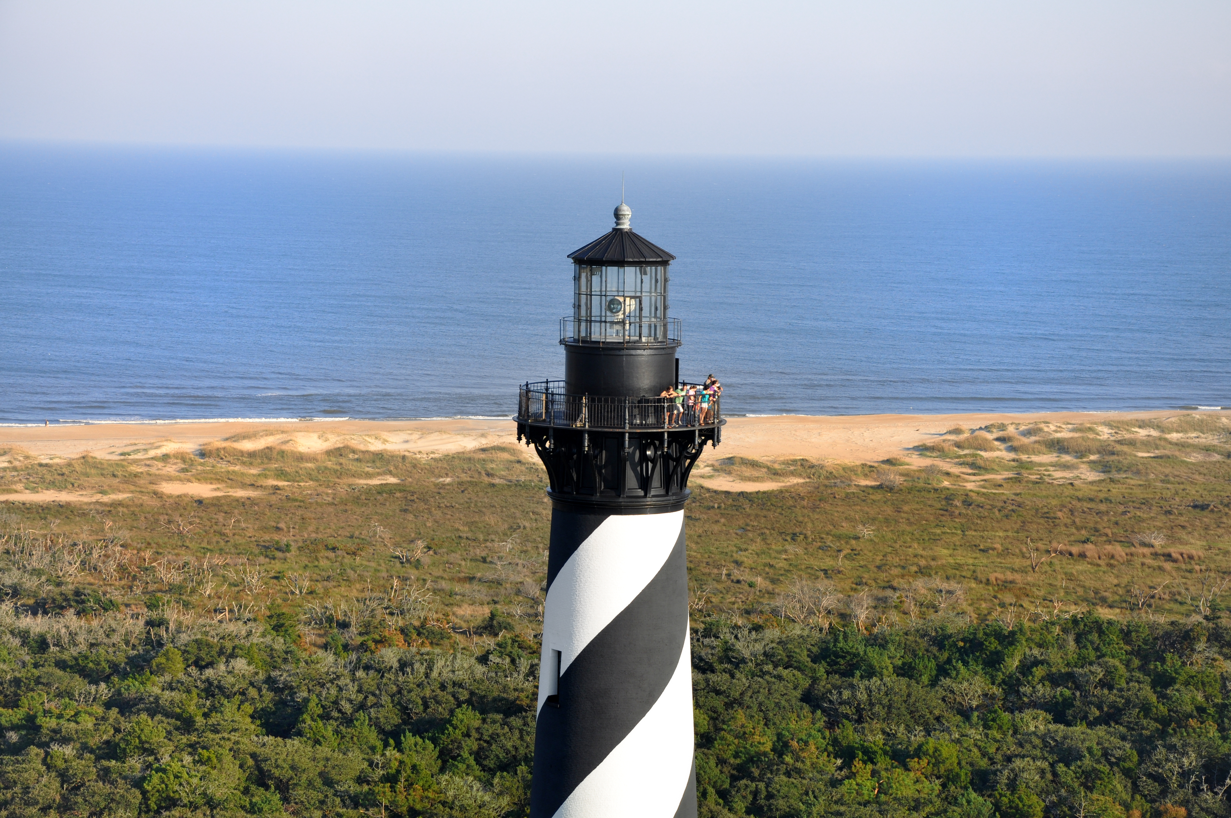 Hatteras Island The Outer Banks North Carolina Beach