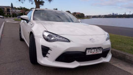 The Toyota 86 GT is a barrel of fun - a true driver's car.