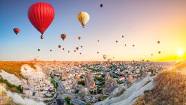 50 and feeling adventurous? Picture: iStock.