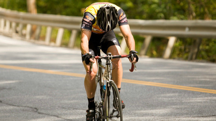 Cycling literally saved the author's life after a stroke at 59.