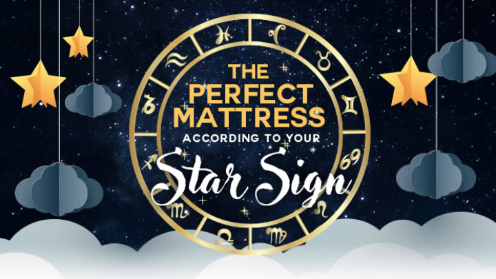 The Perfect Mattress According to your Star Sign - Bedworks.