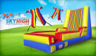 Velcro Wall Inflatable Rentals