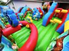 Kids Animal Themed Jumpy Castle
