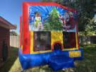 Christmas Themed Bounce House
