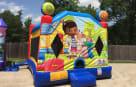 Doc Mcstuffins Bounce House Combo