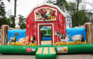 Farm Bounce House Party Rentals