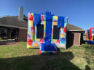 Birthday Shaped Gift Bounce House