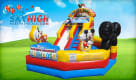 Mickey Mouse themed party rentals