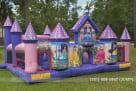 Princess Toddler Jump House