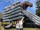 Tyrannosaurus Rex Bounce House Moonwalks