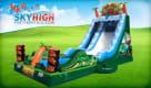 Summer Fun Water Slides