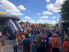 Church Event Inflatables Houston