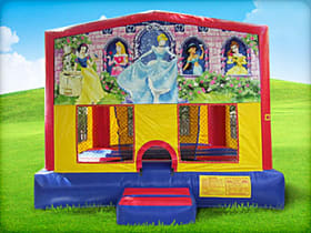 15 x 15 Disney Princess Bounce House