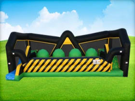 Toxic Meltdown Inflatable Interactive