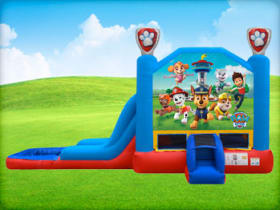 Paw Patrol Birthday Party Wet or Dry Combo