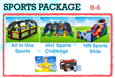 Sports Package B6