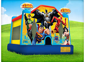 Justice League Moonwalk