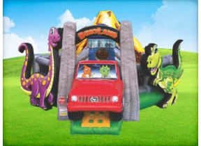 Dinosaur Land Playzone Combo