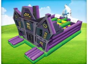 Haunted House Maze