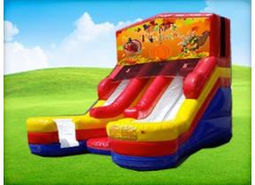 16ft Thanksgiving (Wet/Dry) Slide