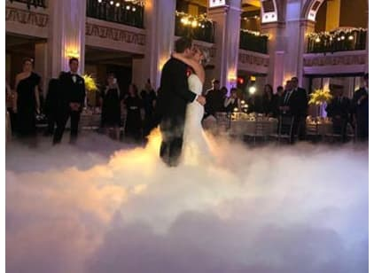 Dancing on the Clouds Wedding Rentals
