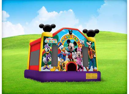 Mickey Mouse Moonwalk Rentals