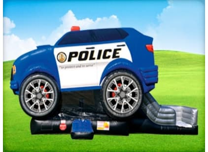 Police Bounce House Rentals