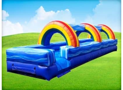 Rainbow Slip N Slide Rentals