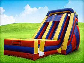 25ft Inflatable Accelerator Slide