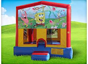 13 x 13 SpongeBob Moonwalk