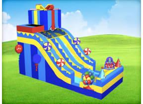Birthday Surprise Slide Dry/Wet