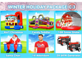 Austin Winter Holiday Package C3