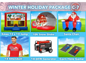 Austin Winter Holiday Package C7