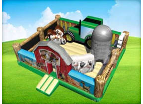 Farmyard Toddler Obstacle