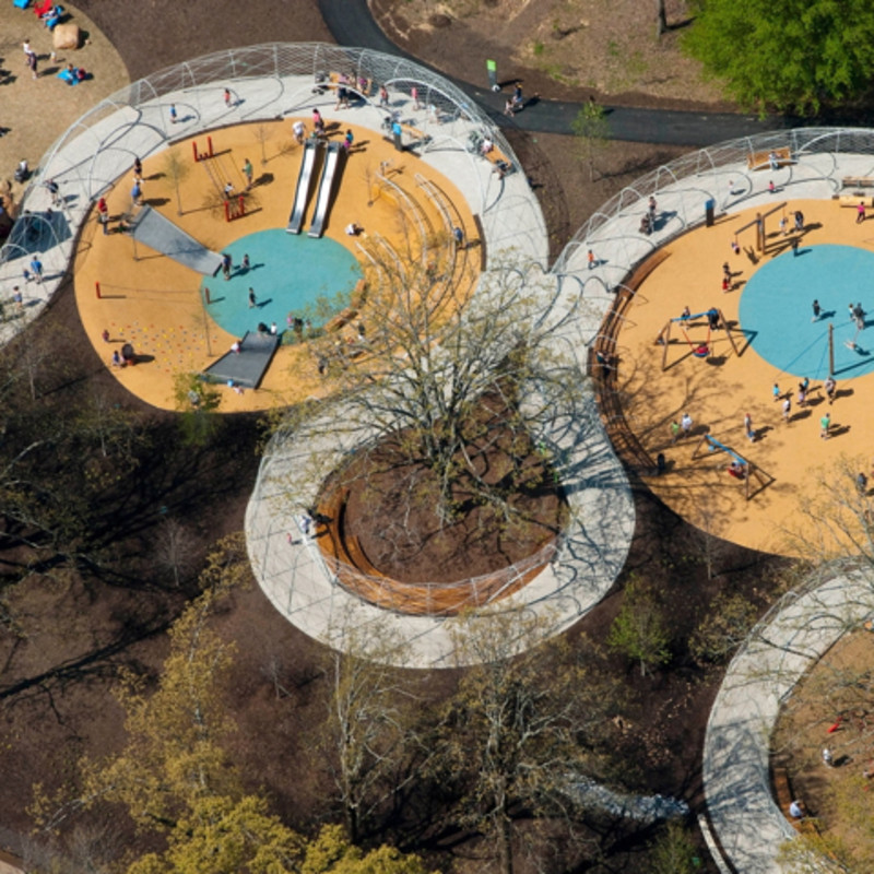 Woodland Discovery Playground