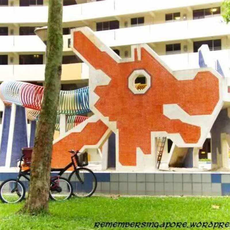 Toa Payoh Dragon Playground