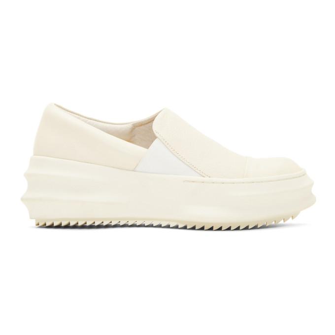 D.Gnak by Kang.D Off-White Slip-On Sneakers lXkxDGk
