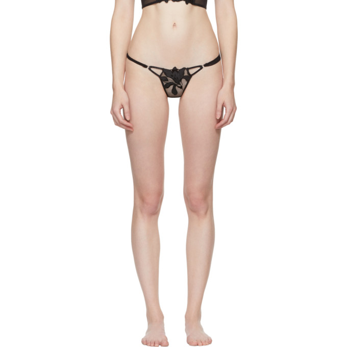 Cheap Low Price Fleur Du Mal Lily lace cheeky thong Clearance The Cheapest Cheapest Sale Original Cheap Sale Best Seller 0QK1nz57