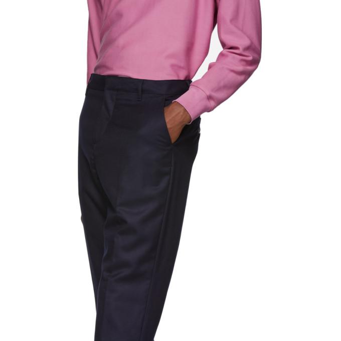 En De Laine Kenzo Survêtement Pantalon Bleu Nn0v8wmO
