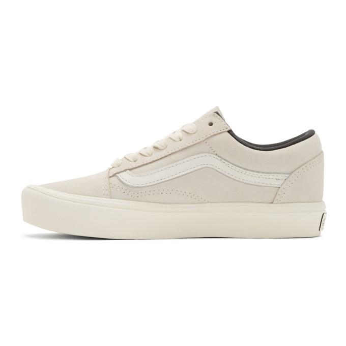 Givenchy Beige Old Skool Lite LX Sneakers fyF1kW90p