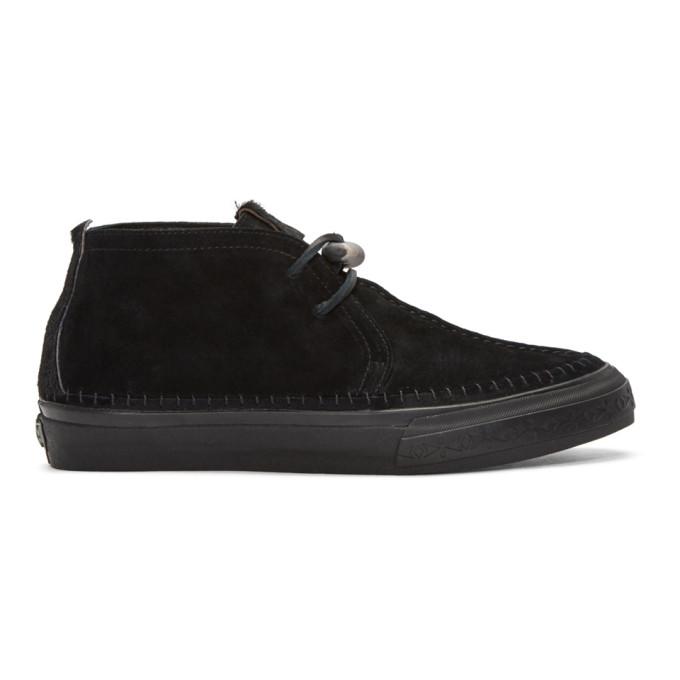 Black Taka Hayashi Edition Chukka Nomad Lx Sneakers by Vans