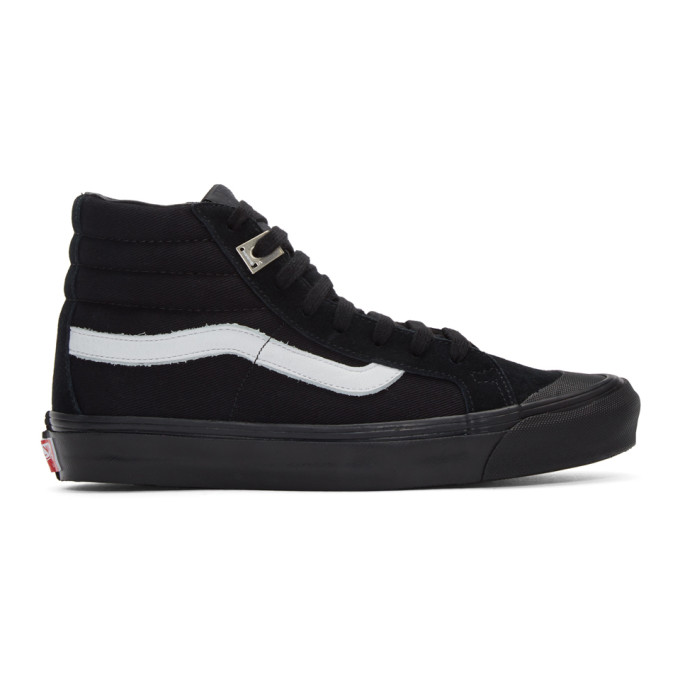 Black Alyx Edition Og Style 138 Lx High Top Sneakers by Vans