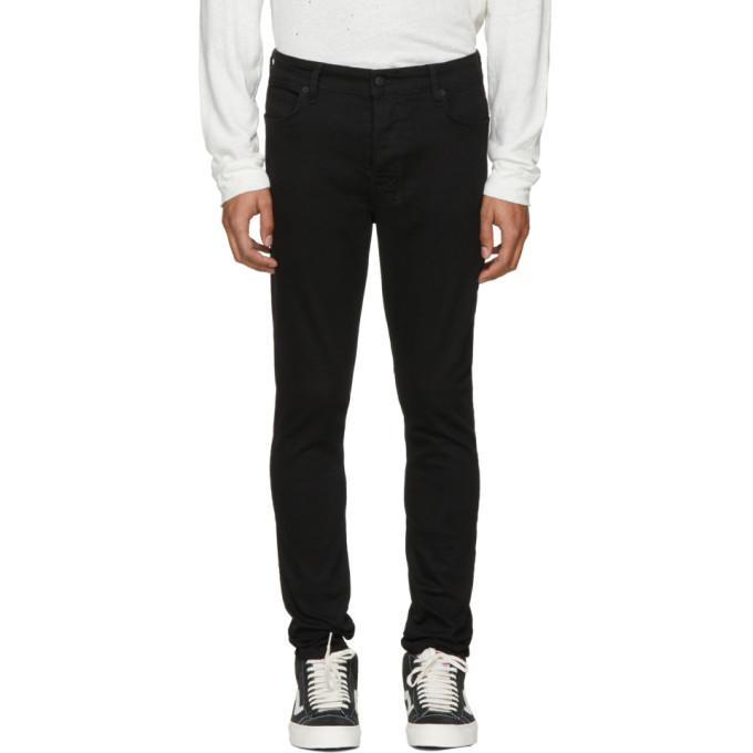 Van Winkle Black Rebel Skinny Fit Jeans