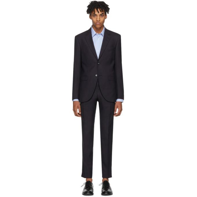 Navy Lamonte Suit