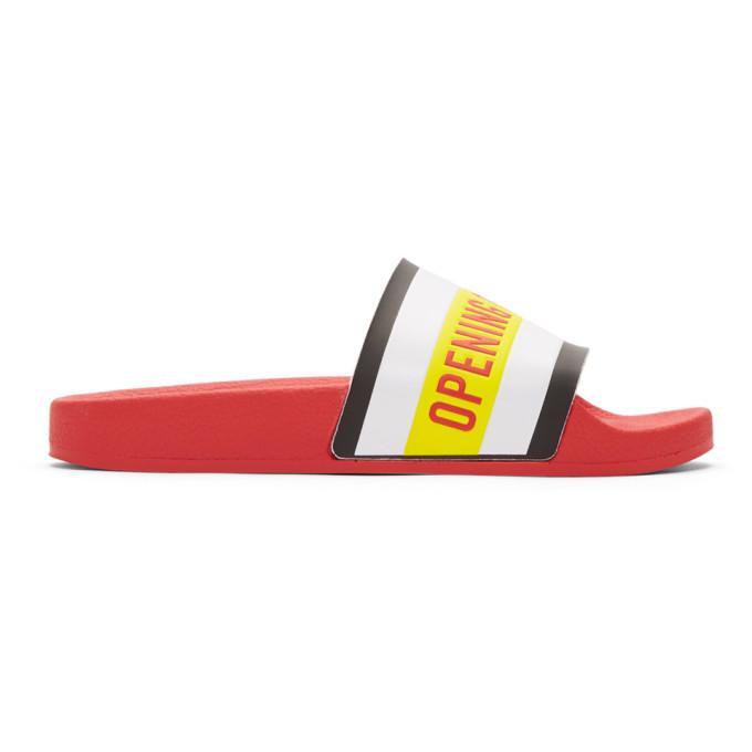 Red Ace Logo Slides