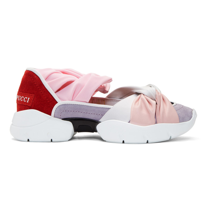 Charlotte Olympia SSENSE Exclusive Multicolor City Up Sneakers